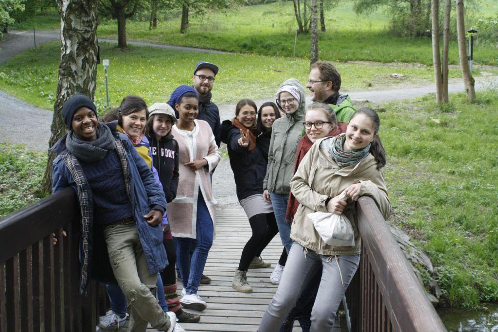 International Volunteers | Tshwane Leadership Foundation