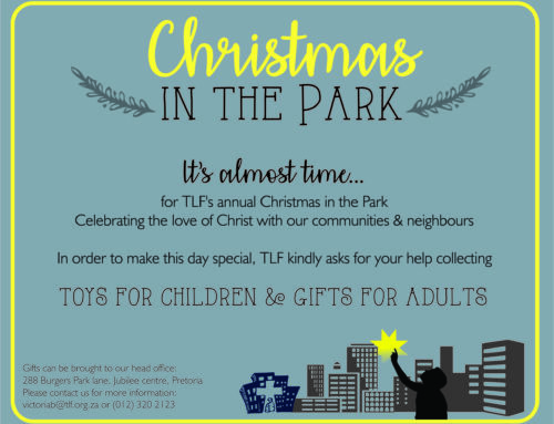 Gifts for Christmas in the Park